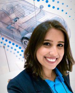 Plástico Moderno - Larissa Rodrigues Mendes: Engenheira de Desenvolvimento na empresa Master Polymers