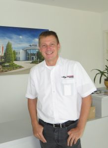 Plástico Moderno - Andreas Haug, gerente regional de vendas para o Brasil da Herrmann Ultrassom ©QD Foto: Divulgação